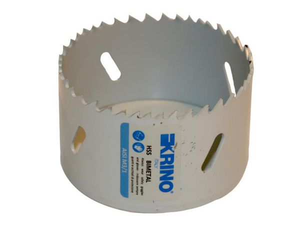Krino HSS Bi-Metal Holesaw 73mm