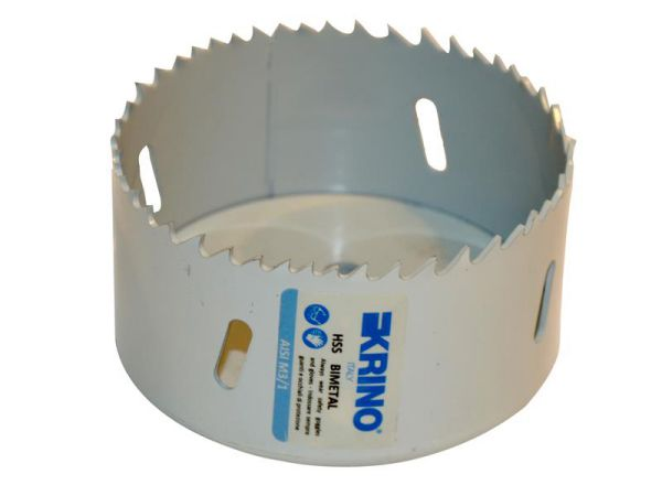 Krino HSS Bi-Metal Holesaw 76mm