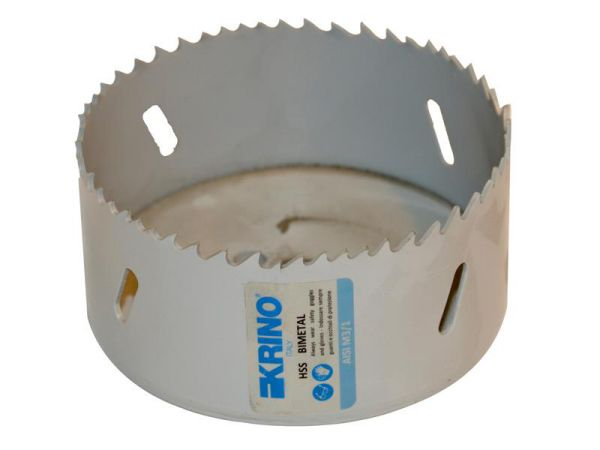 Krino HSS Bi-Metal Holesaw 89mm