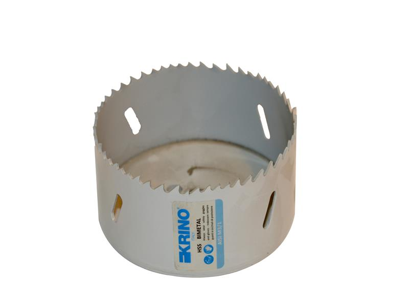Krino HSS Bi-Metal Holesaw 92mm