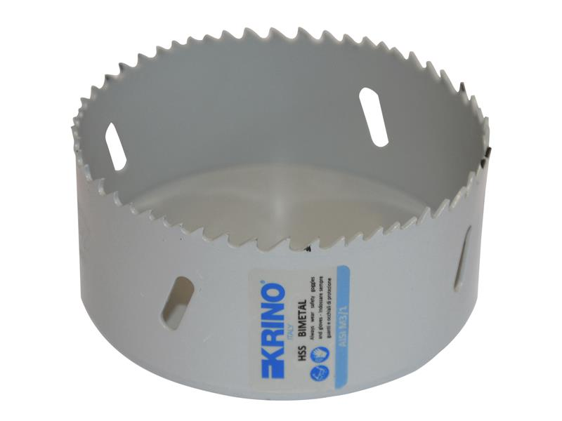 Krino HSS Bi-Metal Holesaw 95mm