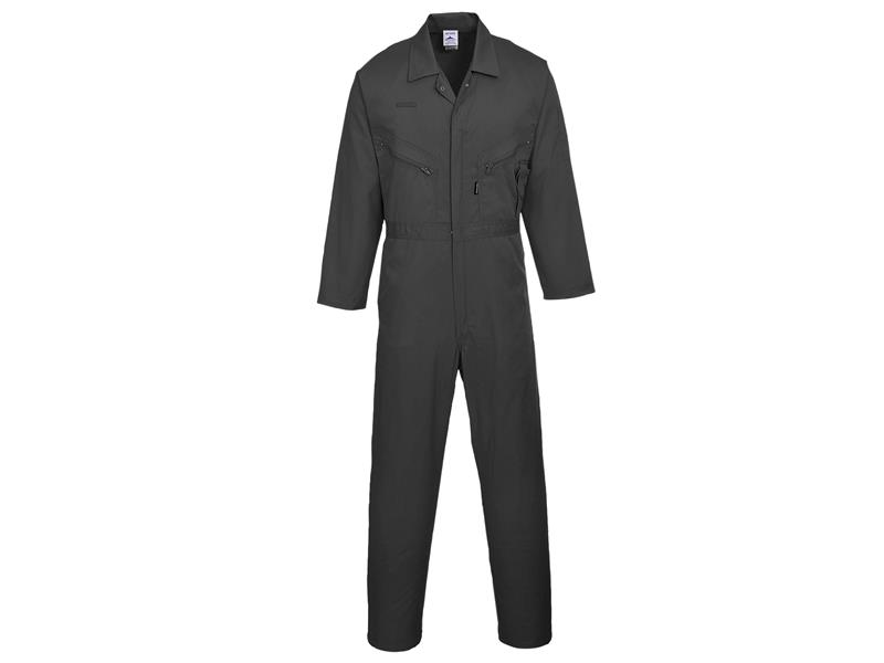 Portwest C813 Navy Large Liverpool Boilersuit C813NARL