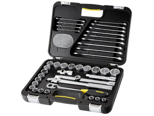 Stanley Tools socket set 40pc 1/2sd 1-99-056