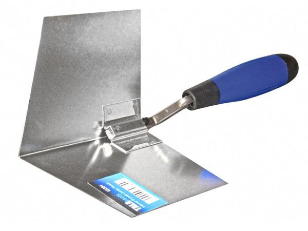 TALAtools Internal Drywall Corner Trowel 4 x 4.3/4in 69384