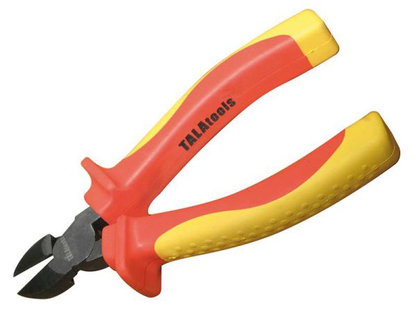 TALAtools Pro VDE Side Cut Pliers 150mm (6in) 69774