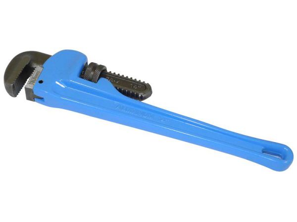 TALAtools Aluminium Pipe Wrench 350mm (14in) TD0505