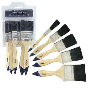 Harris Platinum Brush Set (5 piece) - 13190