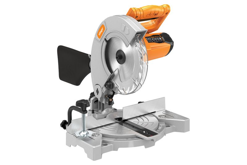 Villager Compound Mitre Saw VMS1100 210mm 230V 1100 Watt  62797