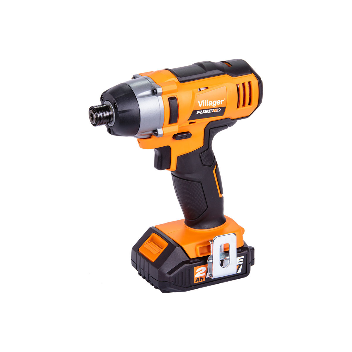 Villager Fuse Cordless Impact Driver 18v VLN 3420 1 x 1.5Ah Li-ion Battery and Charger