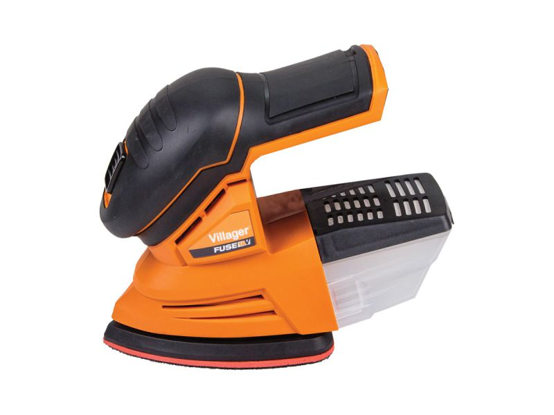 Villager Fuse Cordless Multi Sander 18V VLN7120 WITH 1.5Ah Battery And Charger