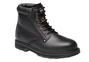Cleveland Black Safety Boot Size 9
