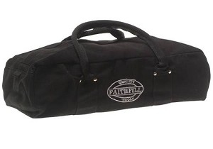 Faithfull Zip Top Holdall 61cm (24in)