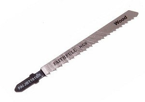 Faithfull Jigsaw Blades (5) Laminate/Wood T101br