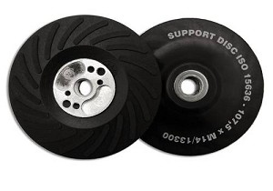 Flexipads ISO Angle Grinder Turbo Pad Hard 115mm M14 x 2.0