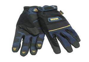 Irwin Glove General Purpose Construction - Large