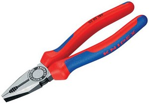 Knipex Combination Pliers 180mm S/grip