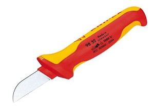 Knipex Cable Knife VDE Insulated 98 52