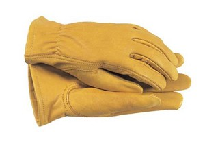 Town & Country TGL105S Premium Leather Gloves Ladies - Small