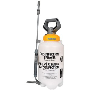 Hozelock Bleach Disinfecting Sprayer (Effective against Covid-19)